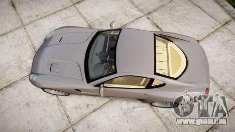 Ferrari 599 GTB 2006 Hamann pour GTA 4 est un droit