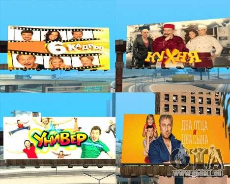Remplacement de la publicité (bannières) pour GTA San Andreas septième écran