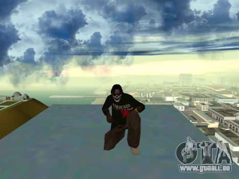 New Fam2 für GTA San Andreas her Screenshot