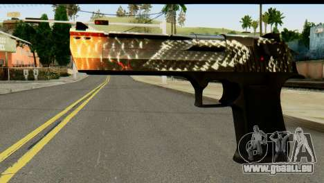 Kill Em All Desert Eagle pour GTA San Andreas
