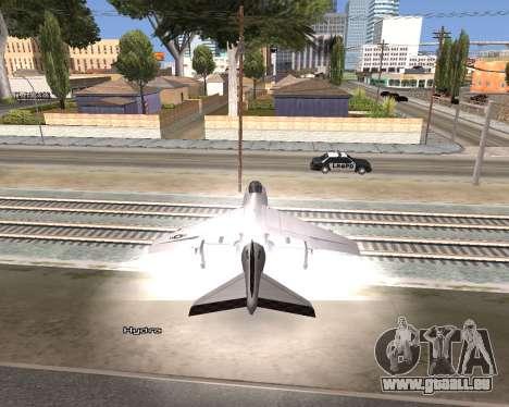 Car Name für GTA San Andreas her Screenshot