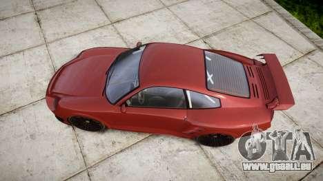 GTA V Pfister Comet 918 Wheel pour GTA 4 est un droit