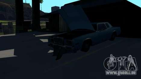 Recovery-Stationen San Fierro Land für GTA San Andreas sechsten Screenshot