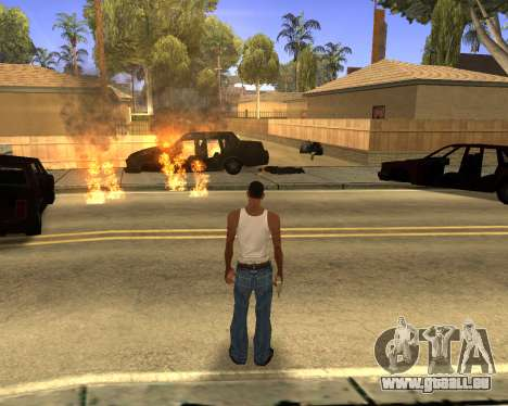GTA 5 Effects für GTA San Andreas sechsten Screenshot