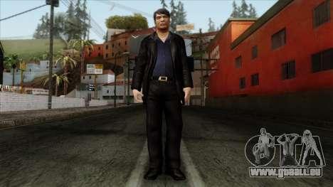 GTA 4 Skin 80 pour GTA San Andreas