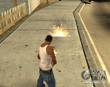 GTA 5 Effects pour GTA San Andreas cinquième écran