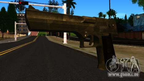 Desert Eagle from GTA 4 für GTA San Andreas