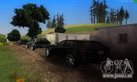 Neue Verkehrswege für GTA San Andreas fünften Screenshot