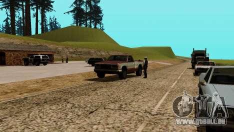 Récupération des stations de San Fierro Pays pour GTA San Andreas neuvième écran