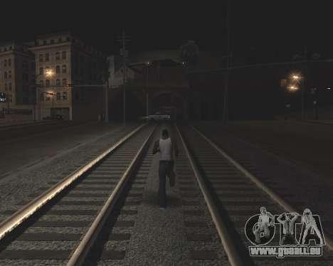 Colormod High Black pour GTA San Andreas neuvième écran