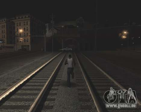 Colormod High Black für GTA San Andreas neunten Screenshot