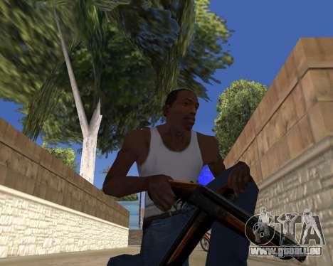 HD Weapon Pack pour GTA San Andreas quatrième écran