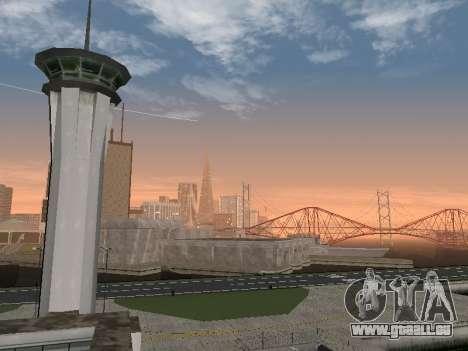 Real California Timecyc für GTA San Andreas