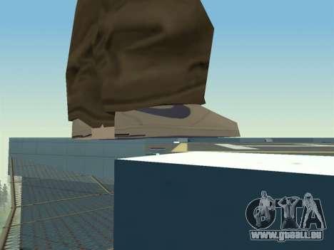 Ballas1 New Skin für GTA San Andreas fünften Screenshot