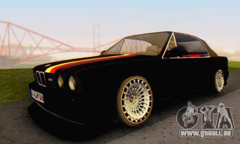 BMW M3 E30 Cabrio pour GTA San Andreas