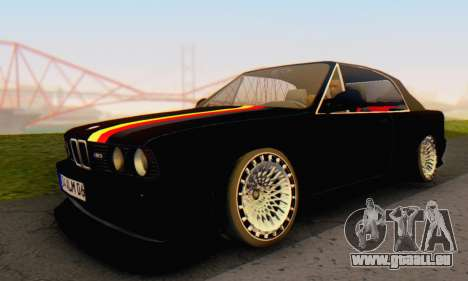 BMW M3 E30 Cabrio für GTA San Andreas