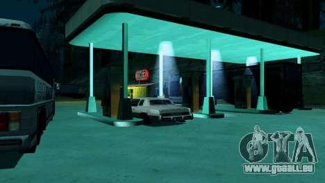 Recovery-Stationen San Fierro Land für GTA San Andreas zwölften Screenshot