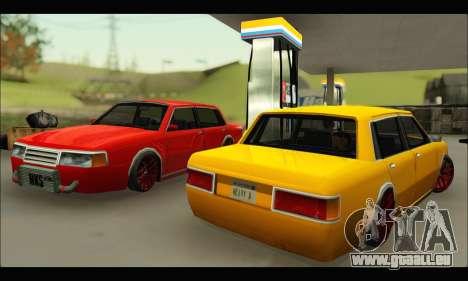 New Nebula für GTA San Andreas