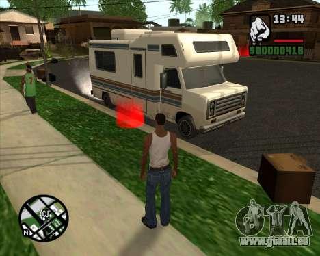Camping Änderung - Beta-Version für GTA San Andreas