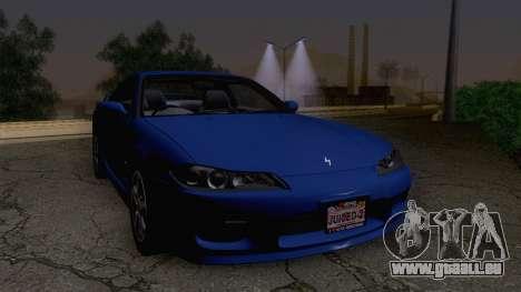 Nissan Silvia S15 Stock pour GTA San Andreas