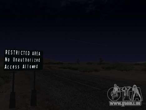 Real California Timecyc für GTA San Andreas sechsten Screenshot