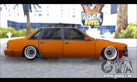 Taxi Extreme Tuning (Hellalfush) pour GTA San Andreas laissé vue