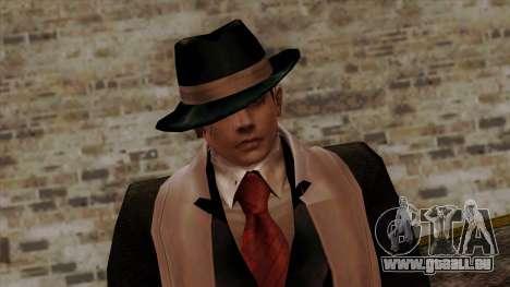 Resident Evil Skin 6 für GTA San Andreas dritten Screenshot