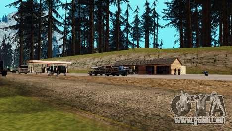 Recovery-Stationen San Fierro Land für GTA San Andreas siebten Screenshot