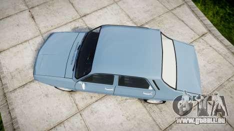 Dacia 1300 v2.0 für GTA 4 rechte Ansicht