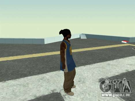 Ballas1 New Skin für GTA San Andreas her Screenshot