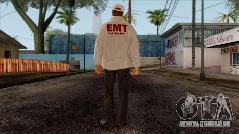Doctor Skin 1 für GTA San Andreas zweiten Screenshot