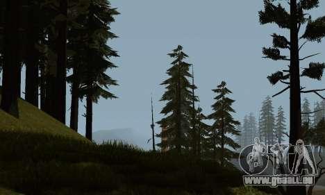 Behind Space Of Realities: American Dream pour GTA San Andreas cinquième écran