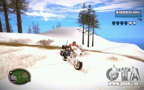 HUD GOSKA für GTA San Andreas zweiten Screenshot