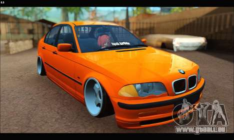 BMW e46 Sedan für GTA San Andreas