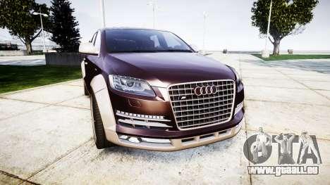 Audi Q7 2009 ABT Sportsline [Update] rims2 pour GTA 4