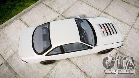 Nissan Silvia S14 Missile für GTA 4 rechte Ansicht