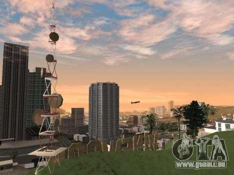 Real California Timecyc für GTA San Andreas zehnten Screenshot