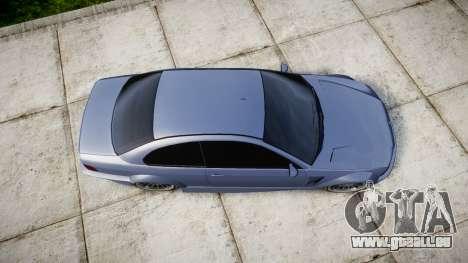 Ubermacht Sentinel M3 für GTA 4 rechte Ansicht