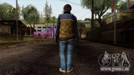 GTA 4 Skin 25 für GTA San Andreas zweiten Screenshot