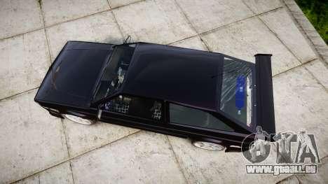 Volkswagen Gol GTI pour GTA 4 est un droit