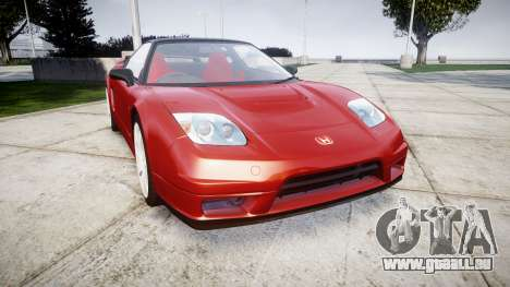 Honda NSX-R pour GTA 4