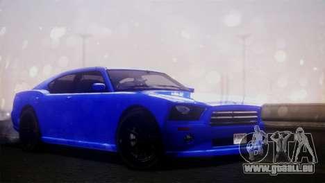 Bravado Buffalo Sedan v1.0 (IVF) pour GTA San Andreas