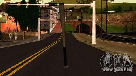 Baseball Bat from GTA 4 pour GTA San Andreas