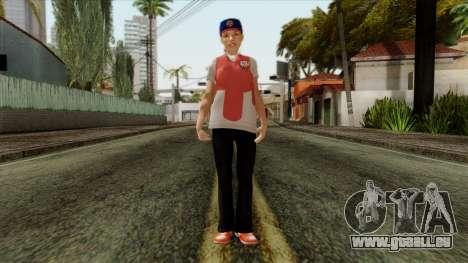 GTA 4 Skin 81 pour GTA San Andreas