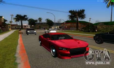 Neue Verkehrswege für GTA San Andreas dritten Screenshot