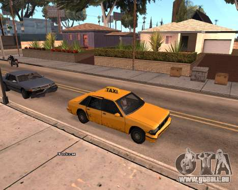 Car Name pour GTA San Andreas