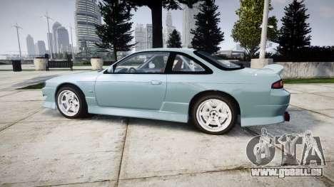 Nissan Silvia S14 Vertex pour GTA 4 est une gauche
