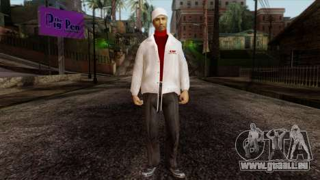 Doctor Skin 1 pour GTA San Andreas