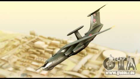 Beriev A-50 Russian Air Force pour GTA San Andreas