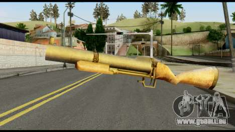 M79 from Max Payne pour GTA San Andreas